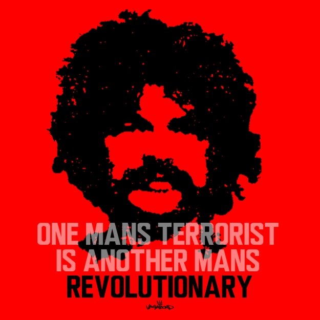 Another Mans Revolutionary by vagabond ©