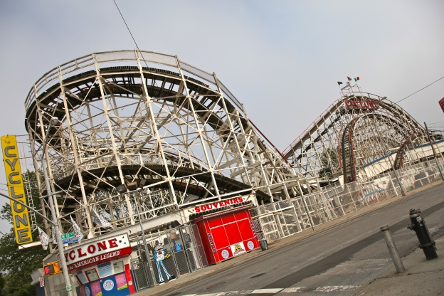Coney Island Cyclone 13 by vagabond ©