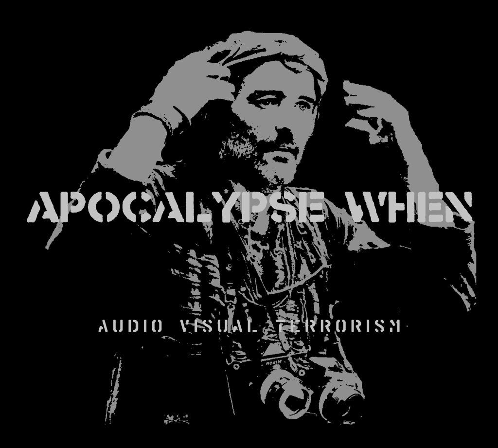 Apocalypse When by vagabond ©