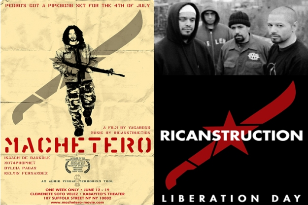 MACHETERO RICANSTRUCTION LIBERATION DAY