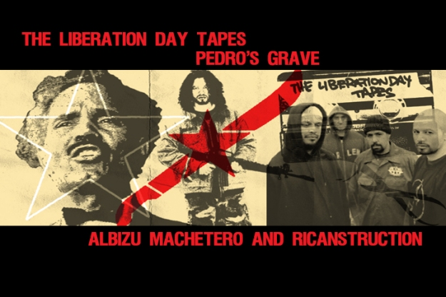 THE LIBERATION DAY TAPES: PEDRO'S GRAVE vagabond ©