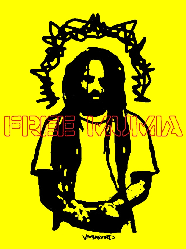 Saint Mumia by vagabond ©