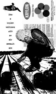 Krylon Koltrane by vagabond © words by not4prophet ©
